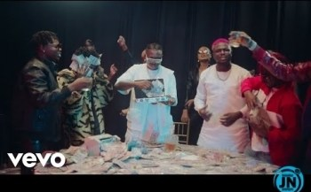 VIDEO: Zlatan - Lagos Anthem (Remix) ft. Oberz, Frescool, Oladips, Kabex & Trod